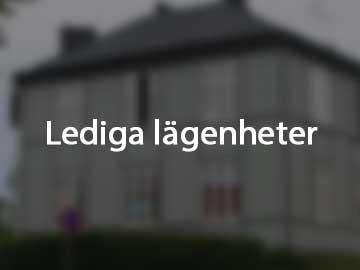 Lediga lägenheter i Ronneby